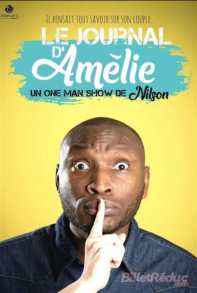 Nilson José - One man show - Humour - L'Art Dû - Marseille - 13006