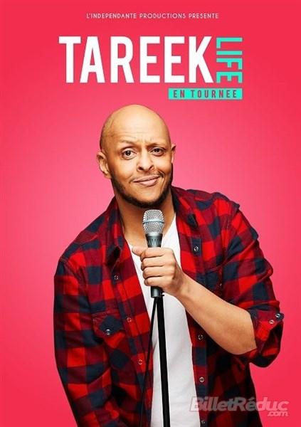 Tareek - Marseille - Stand Up - L'Art Dû - Théâtre - Humour
