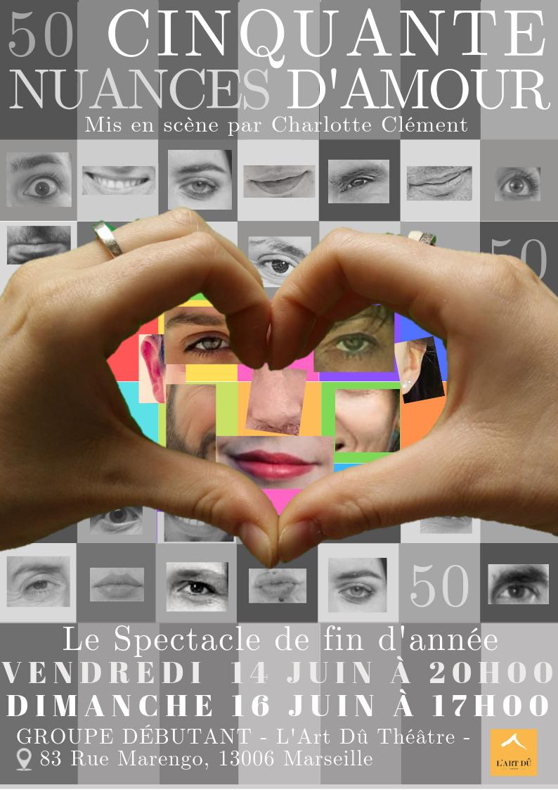 Debutant - Atelier Théâtre - Marseille - L'Art Dû - 13006