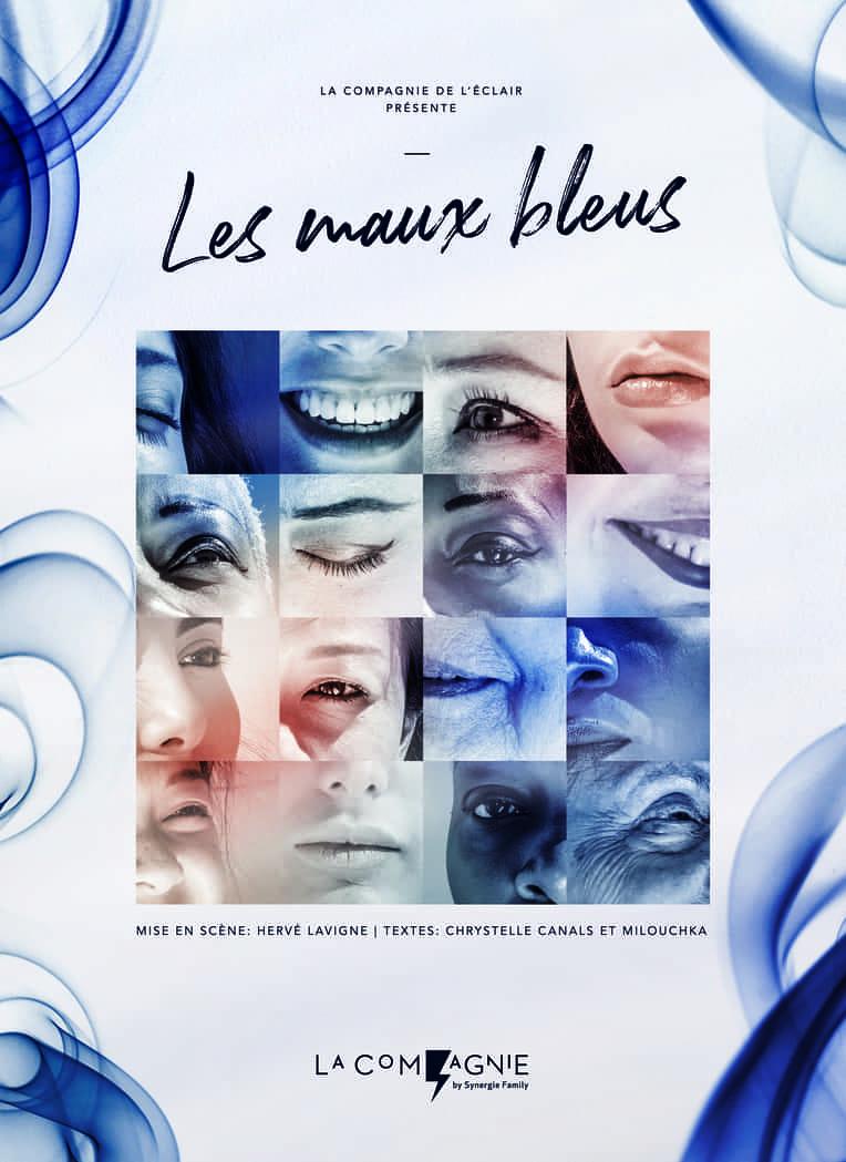 Les maux bleus - Theatre - Art Dû - Marseille
