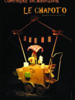 Le chapoto - Théâtre - Marseille - Marionnettes - Cie Bachibouzouk - L'Art Dû - 13006
