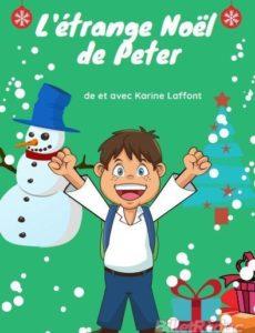 L'etrange Noël de Peter - L'Art Dû - Marseille - 13006