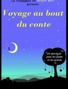 Voyage au bout du conte - Spectacle enfant - Théâtre - L'Art Dû - Marseille - Jeune Public - 13006