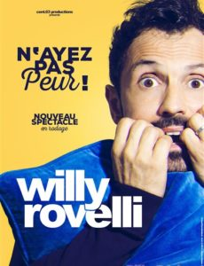 Willy Rovelli - Rodage - One man Show - Humour - L'Art Dû - Marseille - 13006