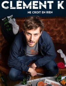 Clément K - One man - Stand Up - Humour - Art Dû - 13006 - Marseille