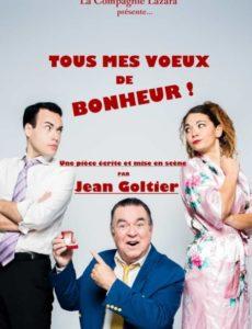 Tous mes voeux - Comédie - Marseille - Humour - L'Art Dû - 13006