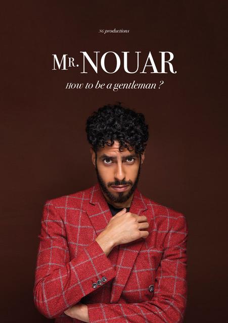 Mr Nouar - Humour - Marseille - L'ARt Dû - Théâtre