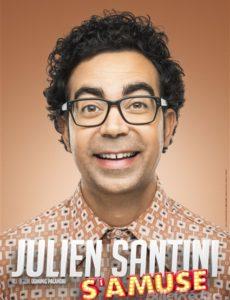 Julien Santini - Humour - One man show - Marseille - L'Art Dû