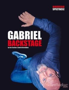 Backstage - Humour - Gabriel - L'Art Dû - 13006