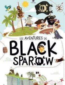 Black Sparrow - L'Art Dû - Jeune Public _ Marseille - Spectacle enfant