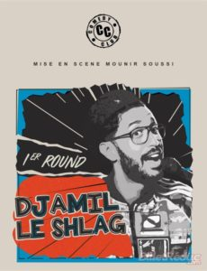 Djamil le shlag - L'Art Dû - Marseille - Humour - Stand Up - Comedy Club