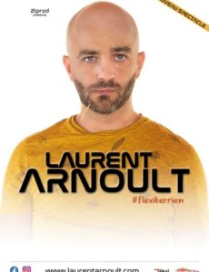 Laurent Arnoult - Humour - Marseille - One man show - 13006