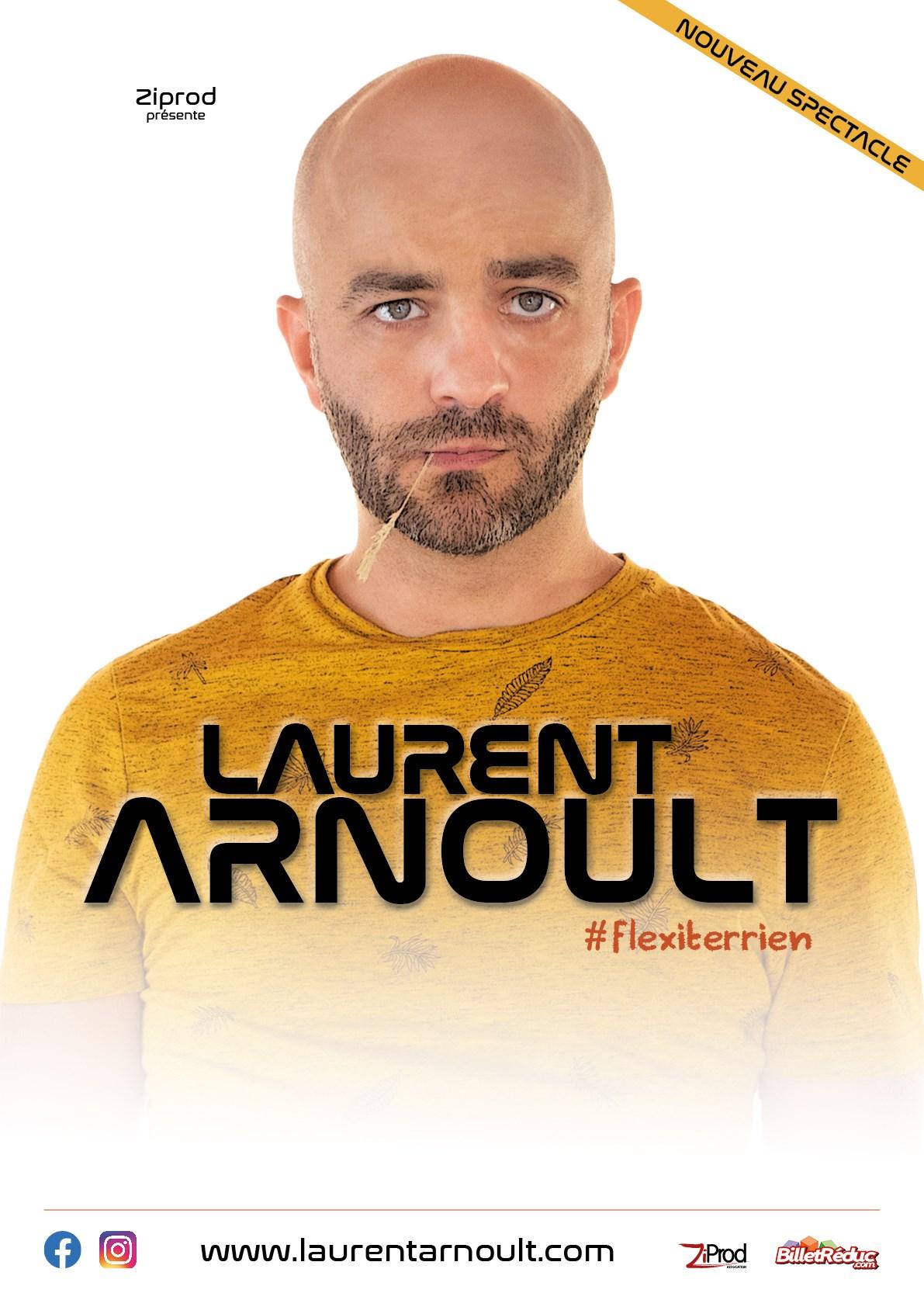 Laurent Arnoult - Humour - Marseille - One man show - 13006