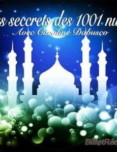 Les secrets des 1001 nuits - L'Art Dû - Jeune Public _ Marseille - Spectacle enfant