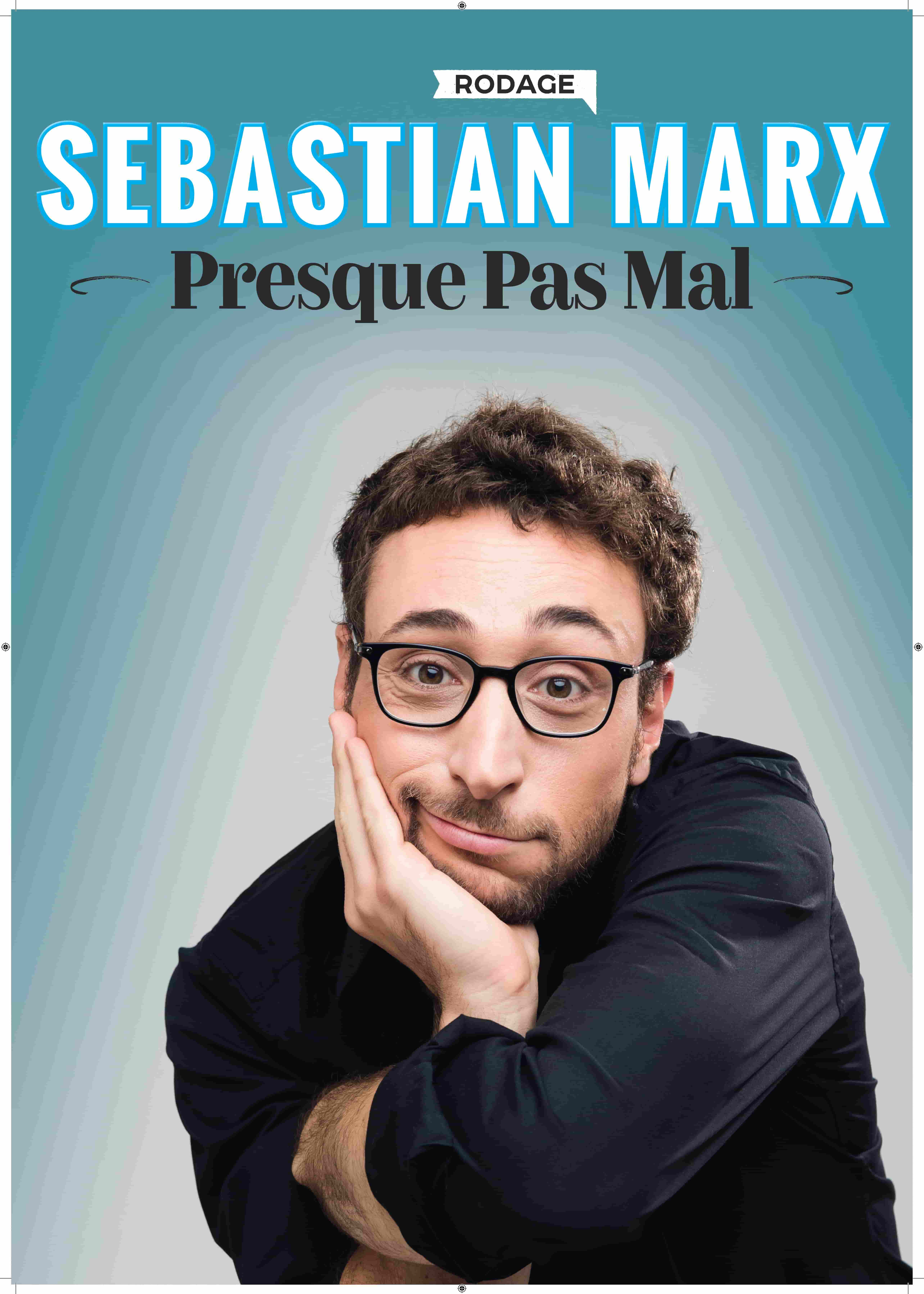 Sebastian Marx - Art Dû - Marseille - 13006 - Stand Up