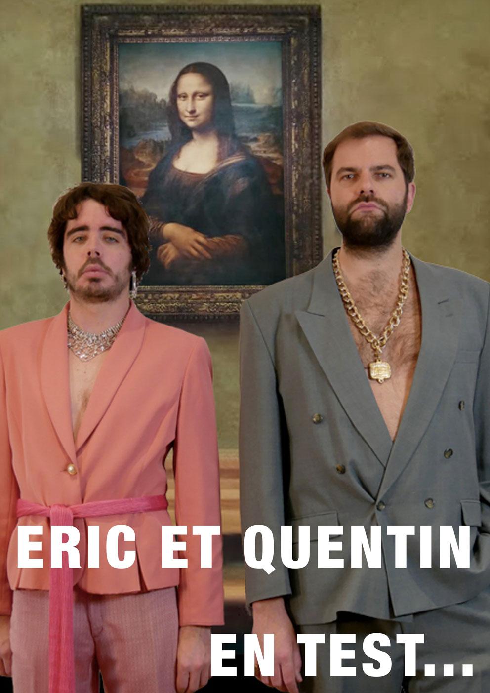 Eric et Quentin - Humour - Marseille - L'Art Dû - 13006 - Spectacle