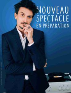 Arnaud Tsamere - One Man Show - Dark Smile - L'Art Dû - Marseille - Théâtre - 13006