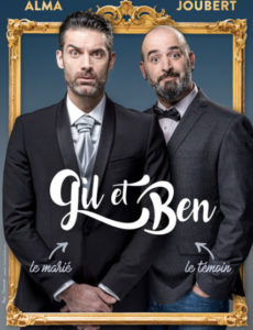 Gil et Ben - Humour - Comédie - Marseille - L'Art Dû