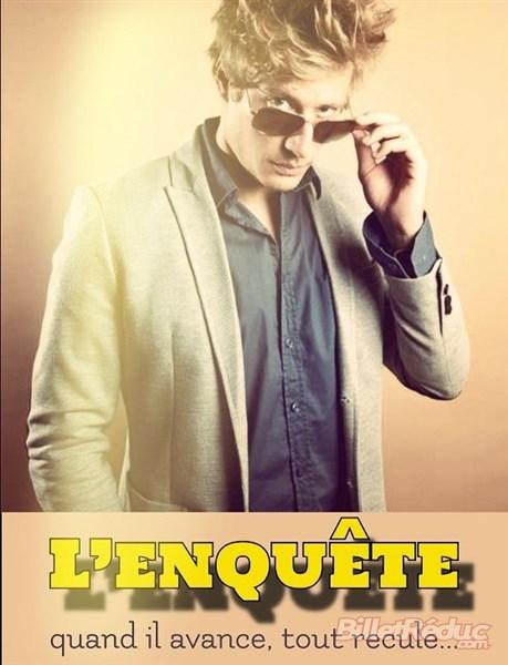Geremy Credeville - Improvisation - One man Show - Stand Up - 13006