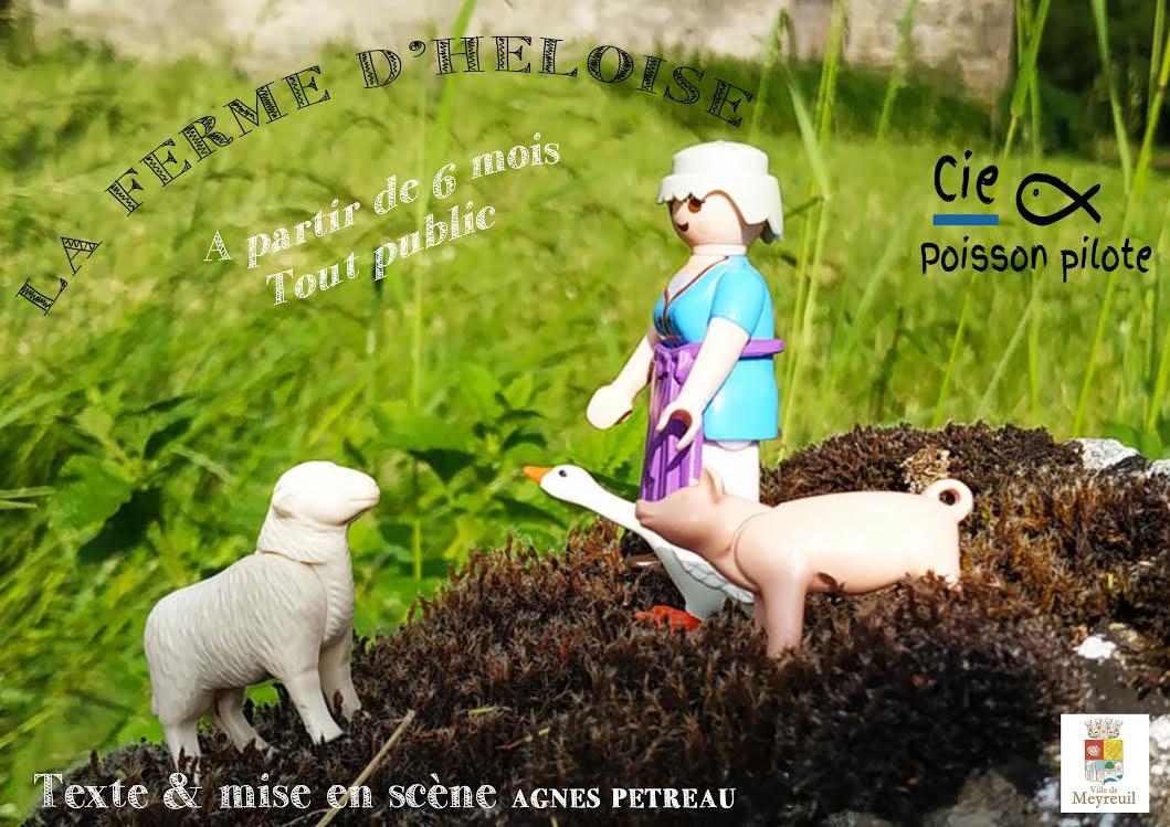 La ferme - Enfant - Jeune public - L'Art Dû - 13006