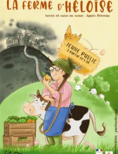 La ferme d'heloïse - Jeune public - L'Art Dû - 13006-min