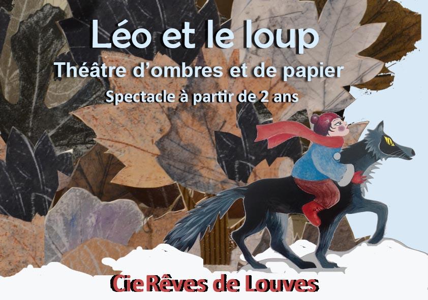 Leo et le loup - Enfant - Jeune public - L'Art Dû - 13006
