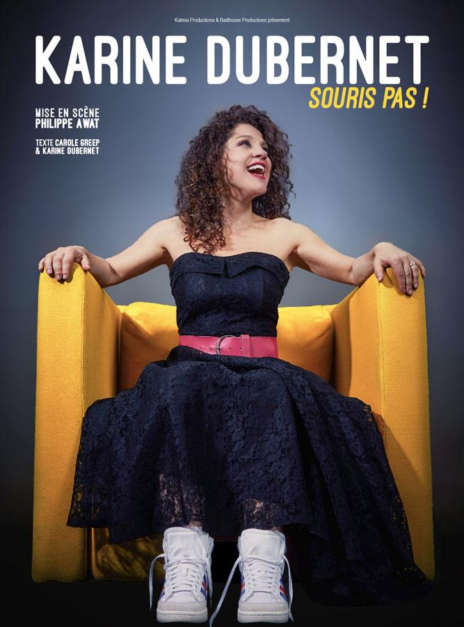 Karine-Dubernet---Humour---One-woman-Show---Marseille---Théâtre-L'Art-Dû---13006