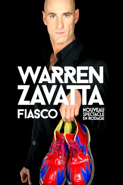 Warren Zavatta - Humour - L' Art Dû - Marseille - 13006