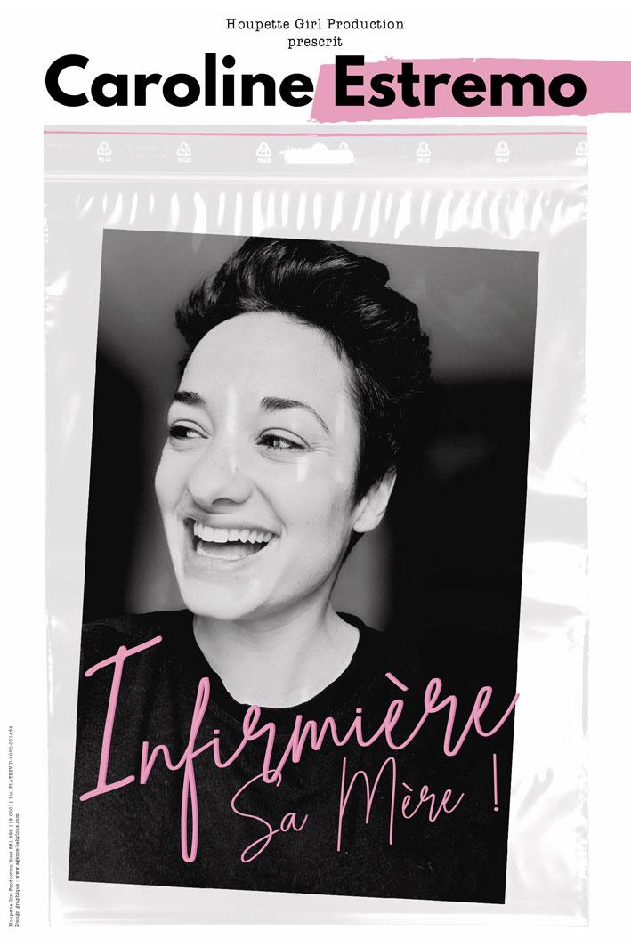 Caroline-Estremo---Infirmiere-sa-mere---Marseille---Humour---Seule-en-scène--Théâtre---13006---L'Art-Dû
